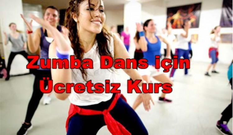 Bayanlara Ücretsiz Salon Dans Kursu Açılmıştır