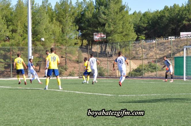 Boyabat 1868 Spor 0 Samsun Atakum Belediye Spor 1
