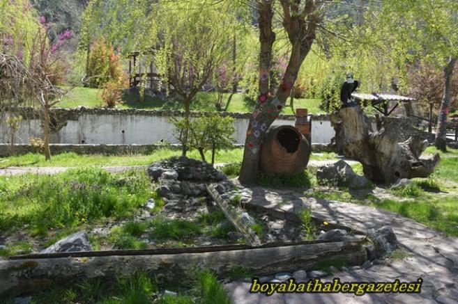 Boyabat Kalebağı Gezi Yolu ve Mesire Alanı