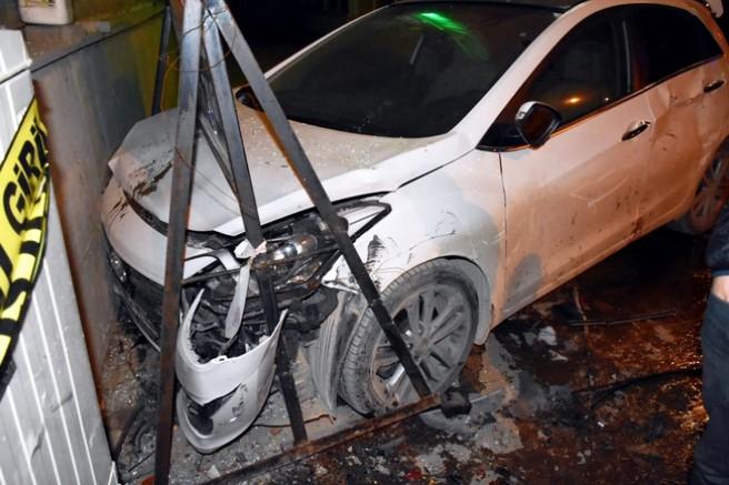Boyabat'ta trafik kazası; 5 yaralı  Var