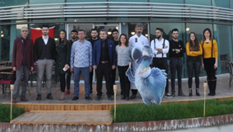 Dodo Plus Kendisini  Sinop Medyasına Tanıttı