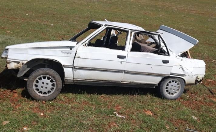 Duragan'da Trafik Kazası 5 Yaralı