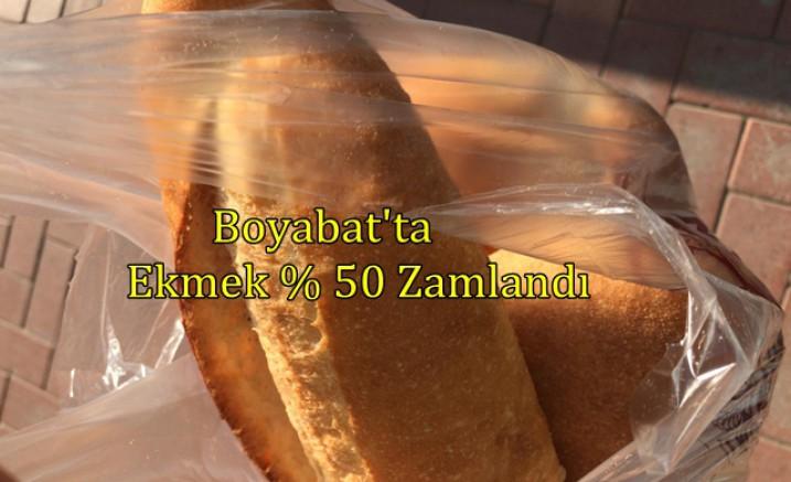 Ekmek Zammı Vatandaşı Kızdırdı