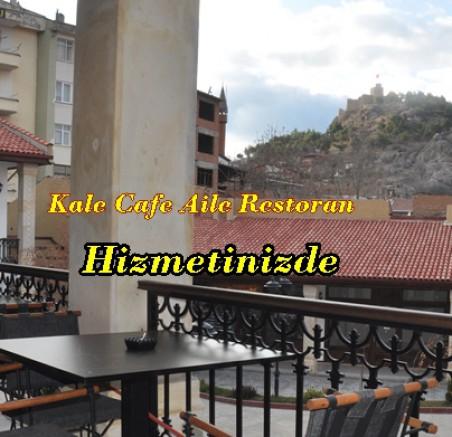 Kale Cafe Aile Restoranı Hizmetinizde