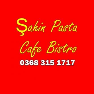 Şahin Pasta Cafe Bistro  Hizmetleri Her Geçen Gün Artıyor