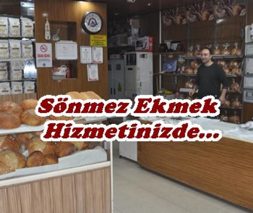 Sönmez Ekmek Fabrikası İle  Ekmekte Kaliteyi Bulacaksınız
